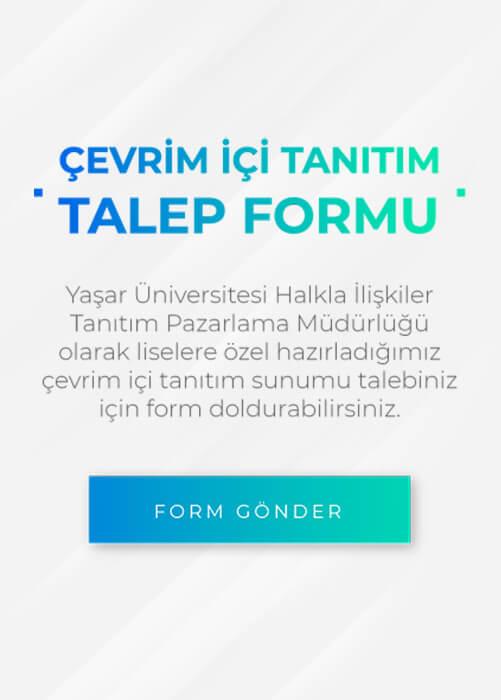 www yasar edu tr